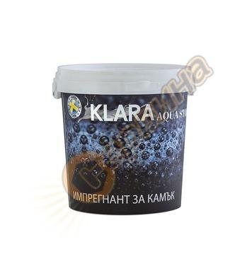 Импрегнант за камък KLARA Aqua Stop 1л - 3800207292645