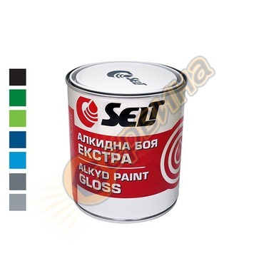 Aлкидна боя Селт ЕКСТРА - 0.700 кг