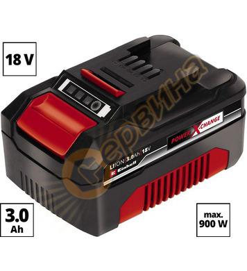 Акумулаторна батерия Einhell Power X-Change 4511341 - 18V/3.