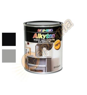 Високотемпературна боя за метал Dupli Color Alkyton мат 0.25