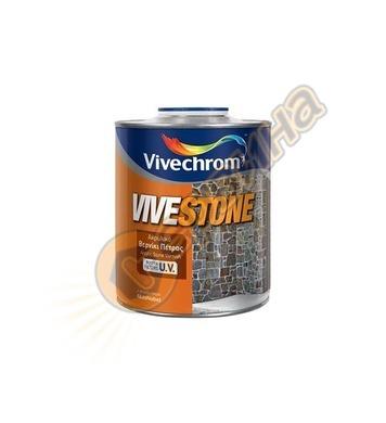 Акрилен лак за камък Vivechrom Vivestone Гланц 0.75/2л - 520