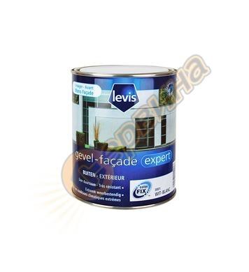 Фасадна боя Levis Gevel Facade Бяла 5л - 5412271203052