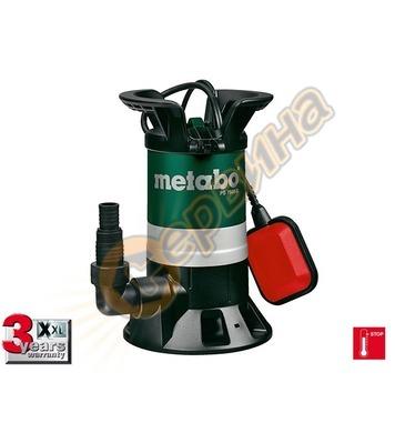 Потопяема дренажна помпа Metabo PS 7500 - 450W 7500л/час