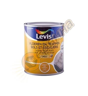 Водоразтворима боя за подове и стълби Levis Vloeren en Trapp