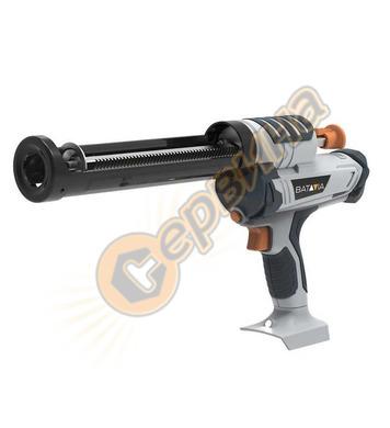 Пистолет за силикон Акумулаторен  Batavia 7063439  18V