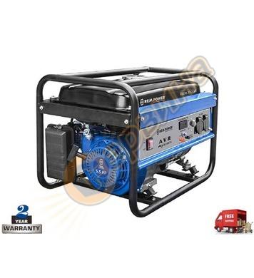 Бензинов генератор Elektro Maschinen GSEm 3001 SB 3903001010