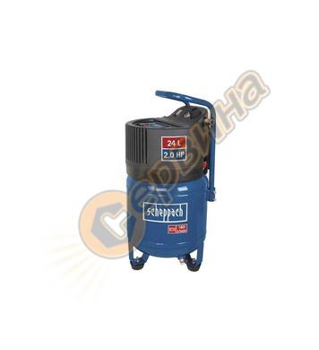 Компресор 24 литра HC24V  Scheppach 5906117901