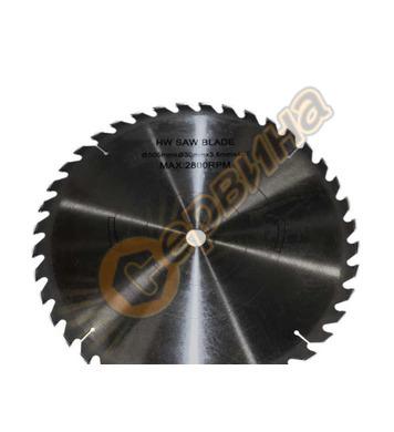 Диск за циркуляр с люлка Ø 505мм Scheppach 3905111701