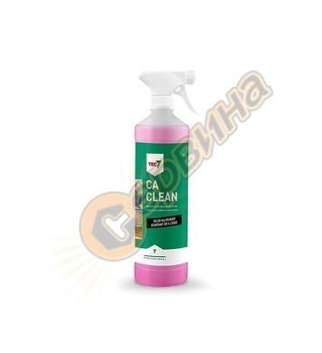 Почистващ препарат за ръжда, варовик, цимент TEC7 CA CLEAN 1