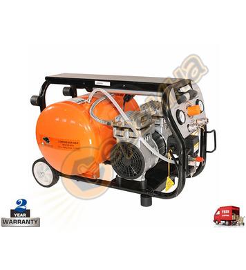 Безмаслен компресор Bisonte SC012-015 BT1008900 - 15л/8бара