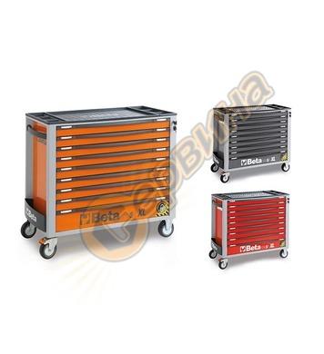 Сервизна количка за инструменти с 9 чекмеджета Beta C24SA-XL
