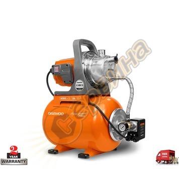 Хидрофорна помпа Daewoo DAS4000/24 - 1200W 3800л/час