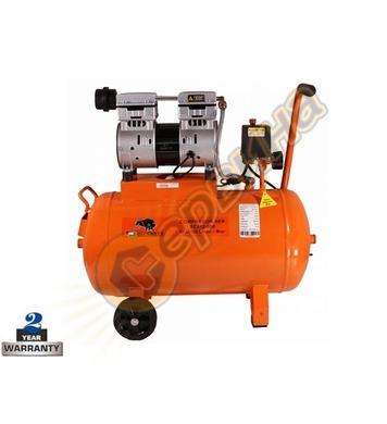 Безмаслен компресор Bisonte SC012-050 BT1008904 - 50л/8бара