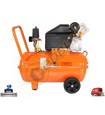 Маслен компресор Bisonte SF020-050 BT1008907 - 50л/8бара 187