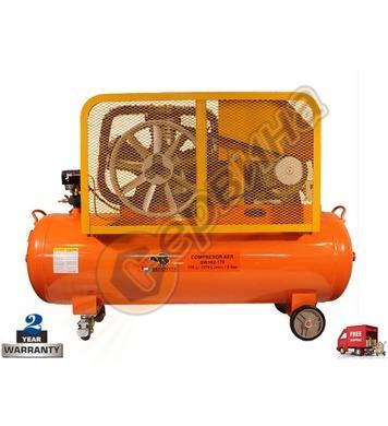 Маслен трифазен компресор Bisonte SW102-170 BT1008910 - 170л