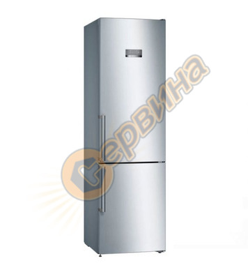 Хладилник с фризер Bosch KGN397LEP NoFrost 203 x 60cm 42420