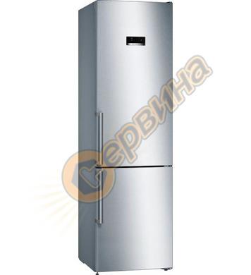 KGN393IEP Хладилник с фризер Bosch KGN393IEP NoFrost 203 x 6