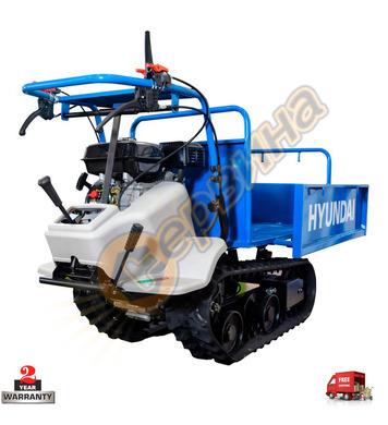 Бензинов верижен транспортен дъмпер Hyundai HYMD330-8B - 320