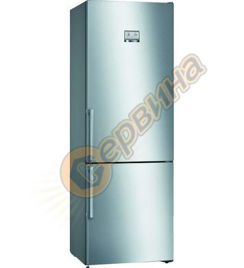 Хладилник с фризер Bosch NoFrost KGN49AIEQ 4242005209903