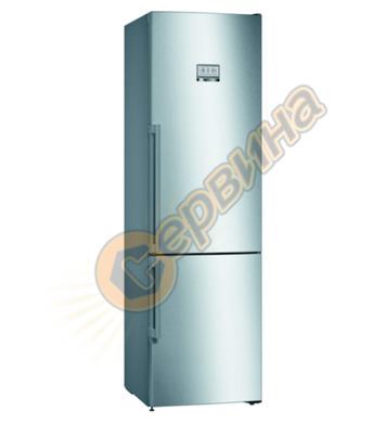 Хладилник с фризер Bosch NoFrost KGF39PIDP 4242005196449
