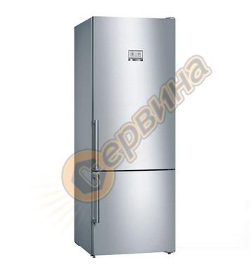 Хладилник с фризер Bosch NoFrost KGN56HI3P