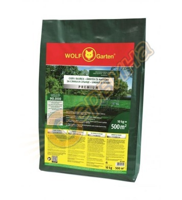 Тревна смеска универсална - слънце / сянка Wolf Garten Premi