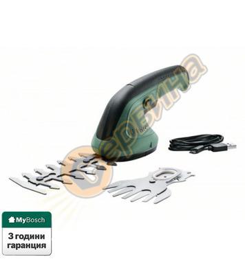 Акумулаторна ножица за трева и храсти 2 в 1 Bosch EasyShear