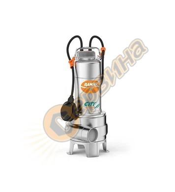 Потопяема дренажна помпа City Pumps RANGER 10/35M ST 48SES81