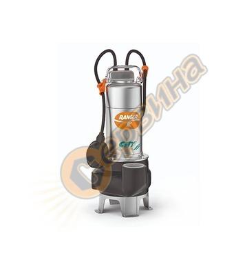 Потопяема дренажна помпа City Pumps RANGER MC 10/50M ST 48SE