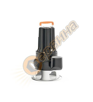 Потопяема дренажна трифазна помпа City Pumps PATROL 30/50 48