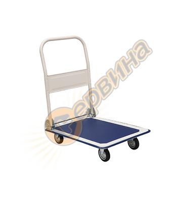 Ръчна платформена количка 59121 - 150кг