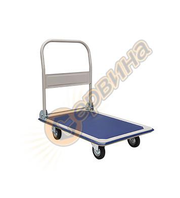 Ръчна платформена количка 59122 - 300кг