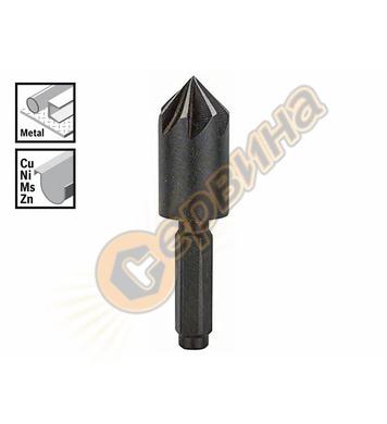 Зенкер за метал Bosch 1609200315 ф13мм - 1/4