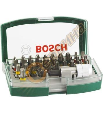 Комплект накрайници с магнитен държач Bosch 2607017063 - 32ч