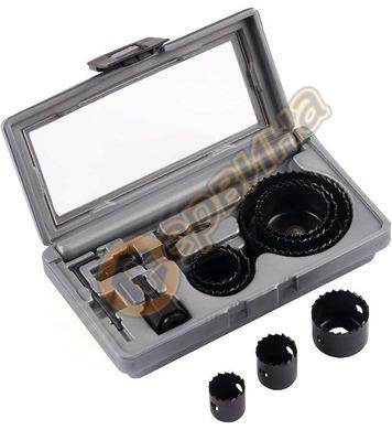 Комплект боркорони за дърво Bosch 2607019450 - 11части