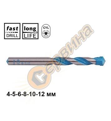 Универсално свредло Bosch CYL-9 Multi Construction 260859605