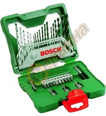 Комплект накрайници и свредла Bosch X-Line Classic 260701932