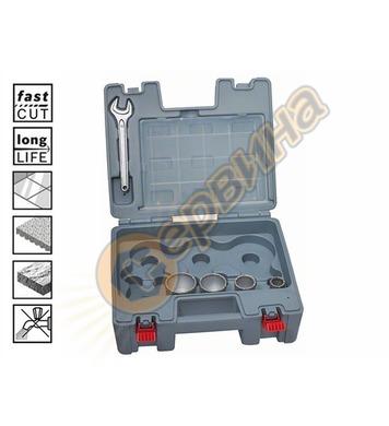 К-т диамантени боркорони Bosch Dry Speed 2608587137 25/35/45