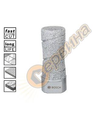 Диамантен фрезер за керамика Bosch Dry Speed 2608599011 20х3