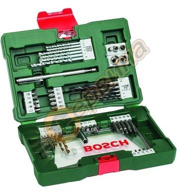 Комплект свредла и накрайници Bosch V-Line 2607017314 - 48ча