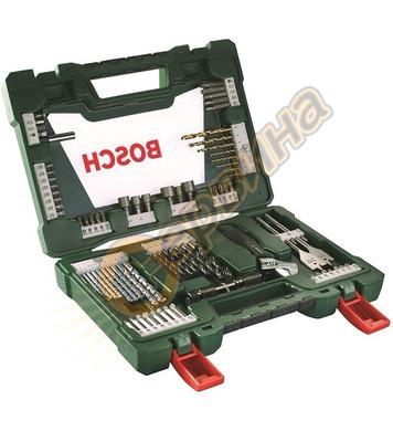 Комплект свредла и накрайници Bosch V-Line 2607017193 - 83ча