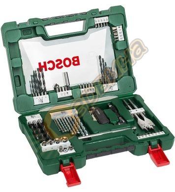 Комплект свредла и накрайници Bosch V-Line 2607017191 - 68ча