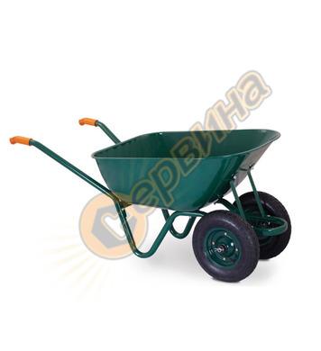 Количка двойно плътно колело Premium 43433 - 120L