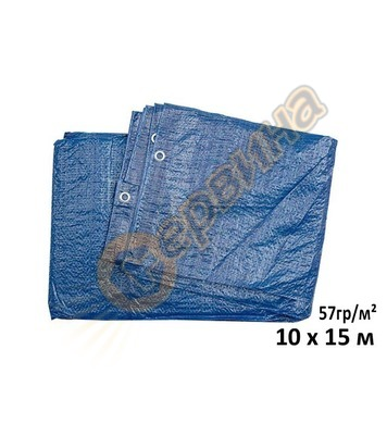 Покривен найлон - платнище Vorel 85125 - 10х15м 57гр/м2