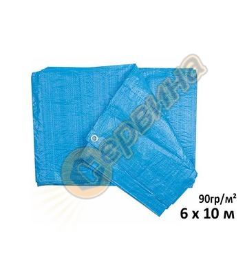 Покривен найлон - платнище Vorel 85080 - 6х10м 90гр/м2
