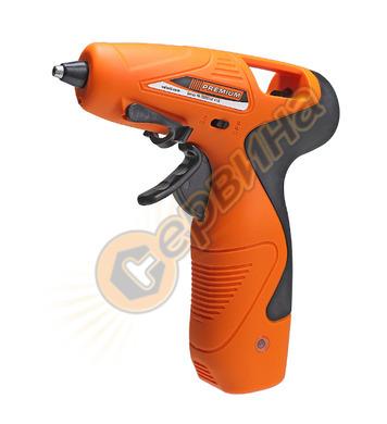Акумулаторен пистолет за силикон PREMIUM 43471