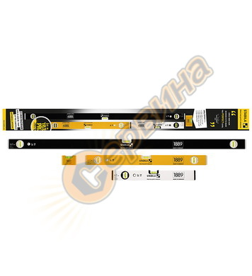 Комплект нивелири Stabila 1889 Limited Edition 093101 - 40/6