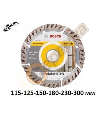 Диамантен диск Bosch Standard for Universal 2608615057 - 115
