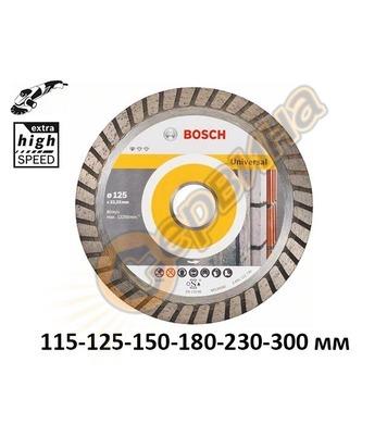Диамантен диск Bosch Standard for Universal Turbo 2608602393