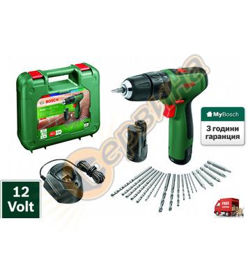 Акумулаторен ударен винтоверт Bosch EasyImpact 1200 06039D31
